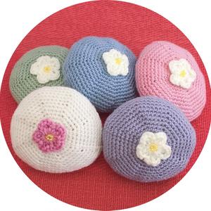 春色ベレー帽
