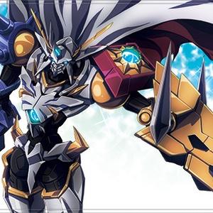 オメガモンX プレイマット