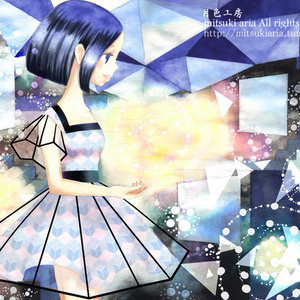Perfume ポストカード