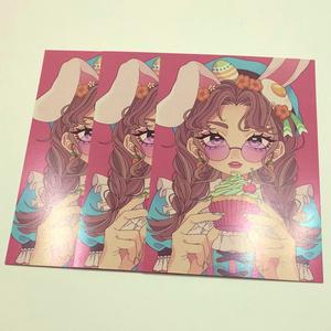 ポストカード【女の子】