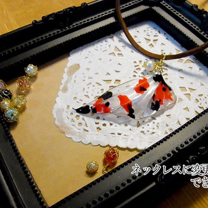 ◆◇金魚の耳飾り◇◆ニシキゴイ