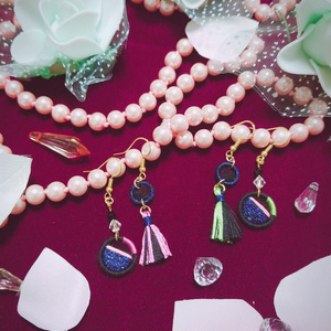 Holiday Gift Collection 2018 イメージピアス Re:vale