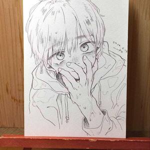 "drawing ""偏愛"""