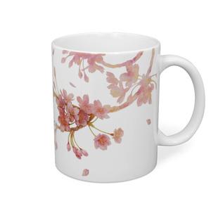 桜/マグカップ ★購入特典付き