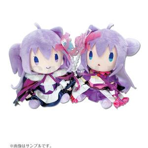 「和泉つばす展2」藍歌&朱歌ぬいぐるみ