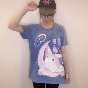 「和泉つばす展2」ぴんくねこTシャツ