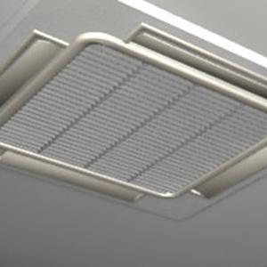 建築パース用 天井エアコン