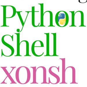 Customizing Python Shell xonsh