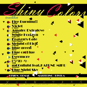 "[D-REC003]Desperado's Records Vol.3 ""Shiny Colors"""
