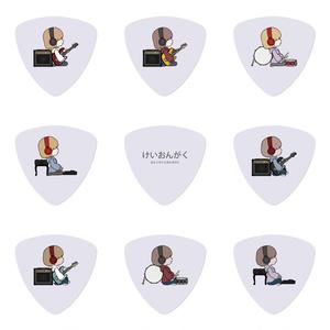 けいおんがくのギターピック