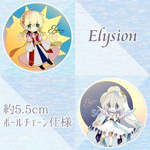 【Elysion】アクリルキーホルダー