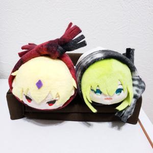 冬支度☆もちマス用フェルトマフラー☆