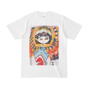 女のオーラTシャツ