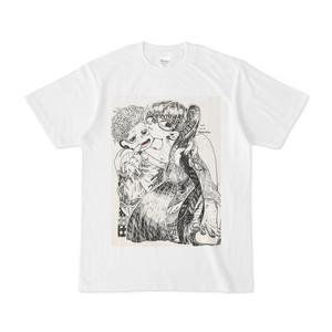 ポニテTシャツ