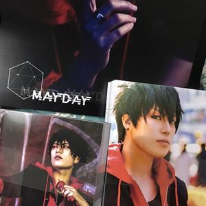 《再販・残部小》Mayday×3