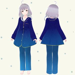 星空パジャマ(3色セット)