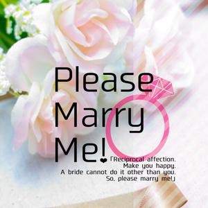 Please Marry Me!