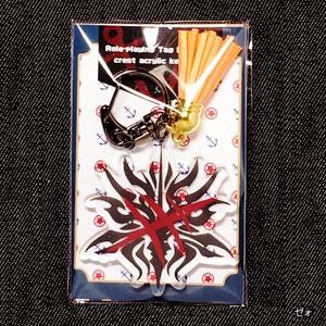 【完売】RPTD紋章アクリルキーホルダー