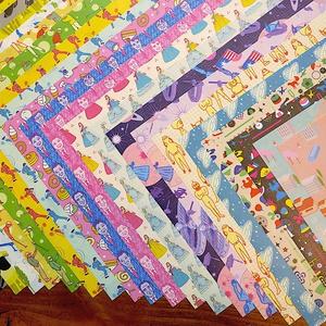 オリジナルパターン集 包装紙セット