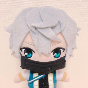 ぬい用マスク(黒)