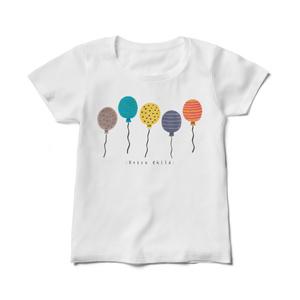 ママTシャツ 風船