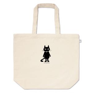 黒猫ぷーちゃん トートバッグ