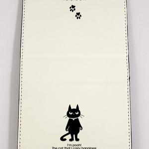 黒猫ぷーちゃん カードケース