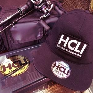 HCLIステッカー2nd[GOLD]