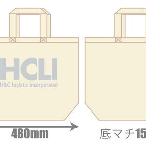 HCLIキャンバストートバッグ