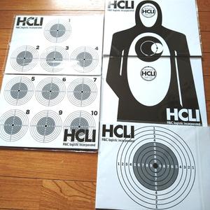HCLIターゲットペーパー