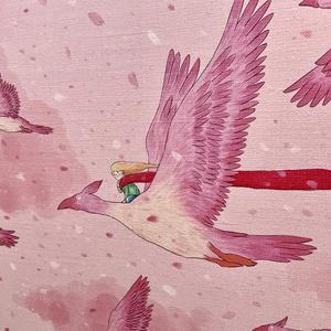 キャンバスアート 春の讃美歌