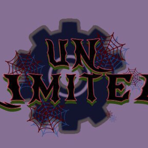 UNLIMITEDのサインロゴアクキー