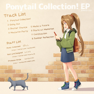 Ponytail Collection! EP