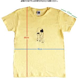 「プールの人」Tシャツ