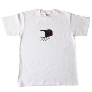 「パンを運ぶ人々」Tシャツ