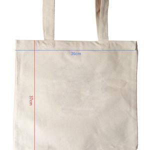 「パンを運ぶ人々」トートバッグ
