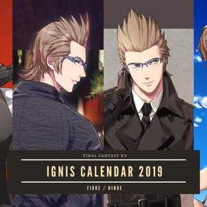 イグニスカレンダー2019 | Desk Calendar