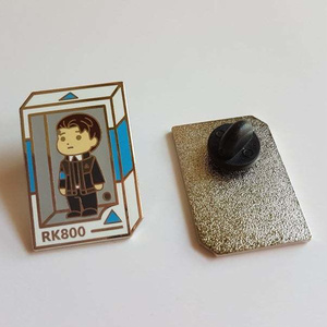 Detroit Become Human - RK800 Connor Android Pin