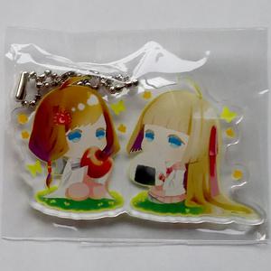 【オリジナル】アクリルキーホルダー