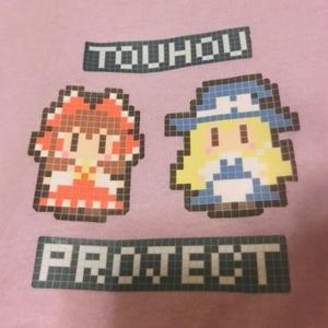 東方Project 女性用TシャツMサイズレディースハンドメイドグッズ