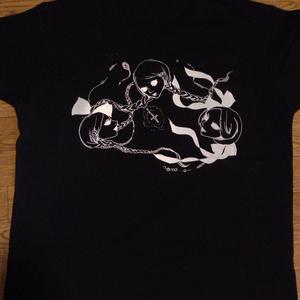 首娘Tシャツ メンズS ブラック