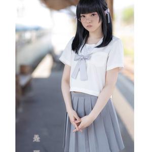 C96新作★オリジナル制服写真集「 是 夏 」
