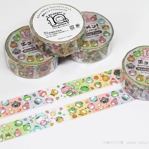 エコペン10thマスキングテープ(復刻&リメイクver)