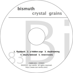 Bismuth - Crystal Grains