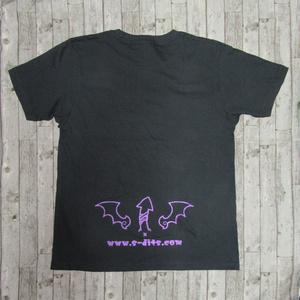 Tシャツ(パープル)