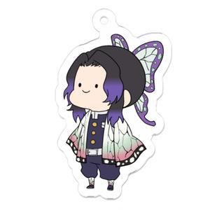 【鬼滅の刃】胡蝶しのぶアクリルキーホルダー
