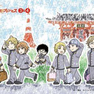 プリンス・プリンセス3&4<電子書籍版>