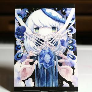 ポストカード4種