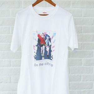 Do the city hop Tシャツ