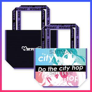 Do the city hop トートバッグ
